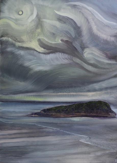 , 'Late Spring Fog,' 2019, Gallery NAGA