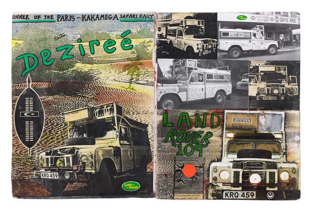 """, 'Land Rover """"109"""",' 2017, Trotta-Bono Contemporary"""