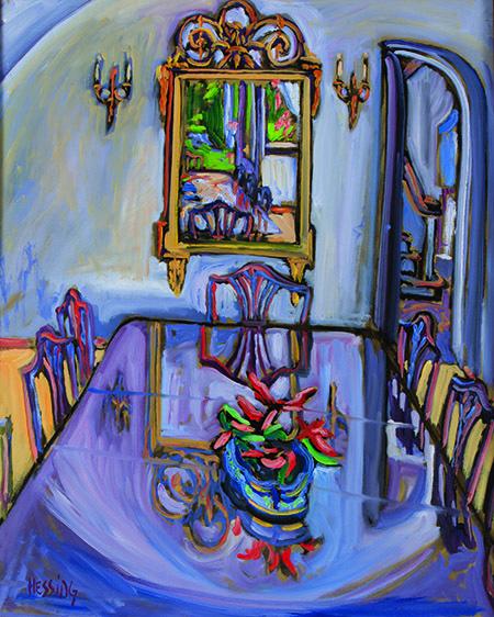 , 'Dining Room Mirror,' , Pucker Gallery