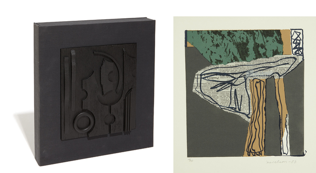 Louise Nevelson, 'Nevelson's World', 1983, Phillips