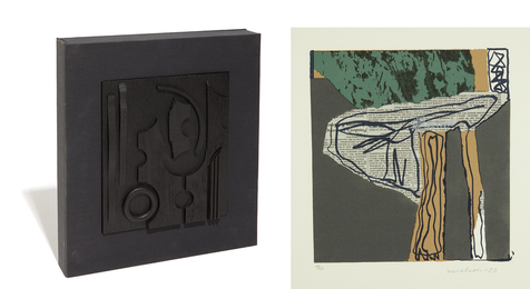 Louise Nevelson, 'Nevelson's World,' 1983, Phillips: Evening and Day Editions (October 2016)