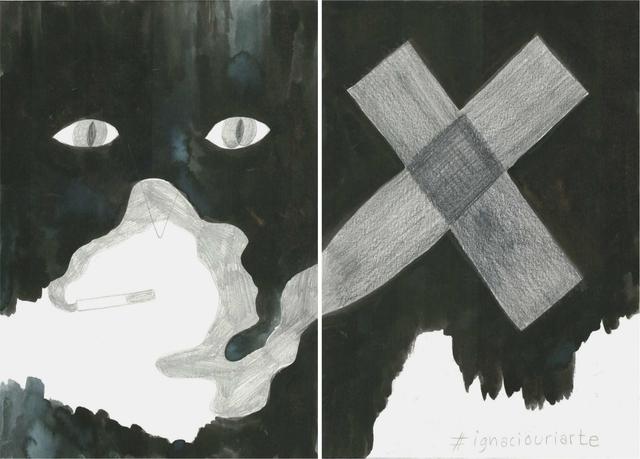 , 'La noche es nuestra (#ignaciouriarte),' 2018, Estrany - De La Mota
