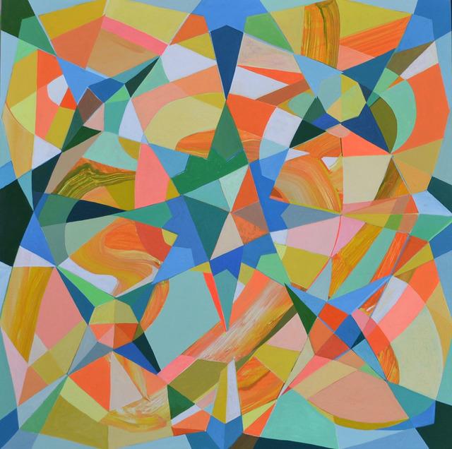 , 'Stars in Her Eyes,' 2016, Galleri Urbane