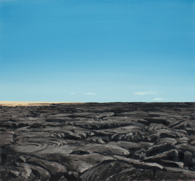 , 'Lava Field Surface No. 1,' 2016, Russo Lee Gallery