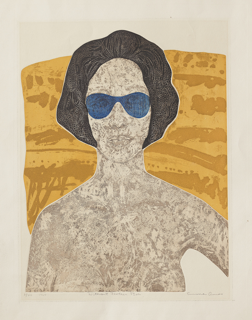 , 'Without Feather Boa,' 1965, RYAN LEE