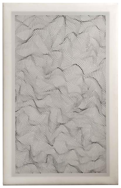 , 'Il movimento delle cose,' 1994, Galerie Knoell, Basel