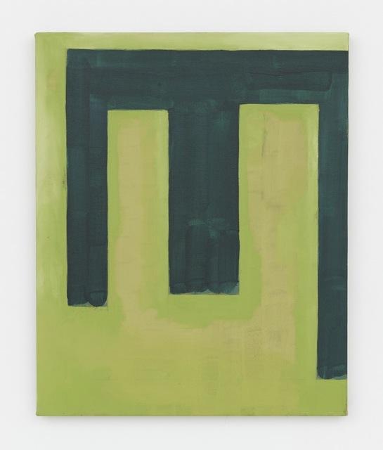 , 'Breakman,' 1978, David Zwirner