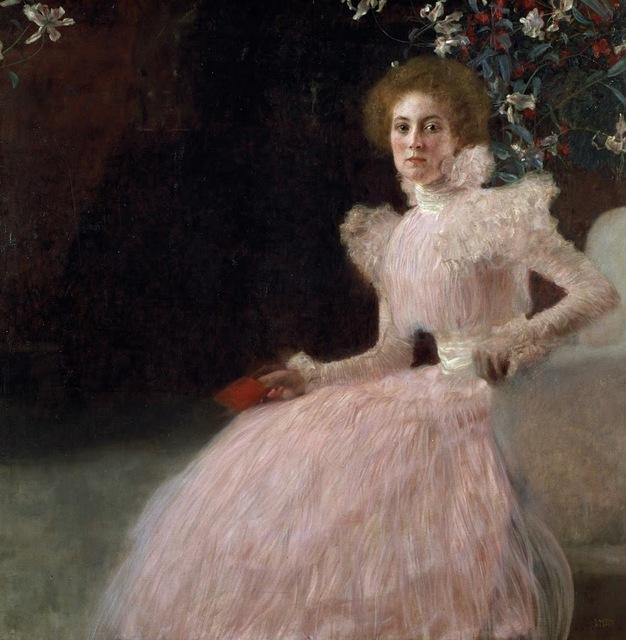 , 'Portrait of Sonja Knips,' 1898, Legion of Honor