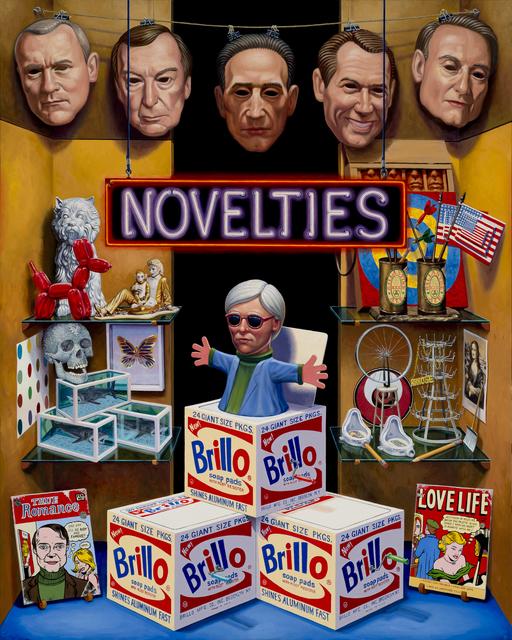 Mark Lang, 'Novelties', 2017, Duran Mashaal