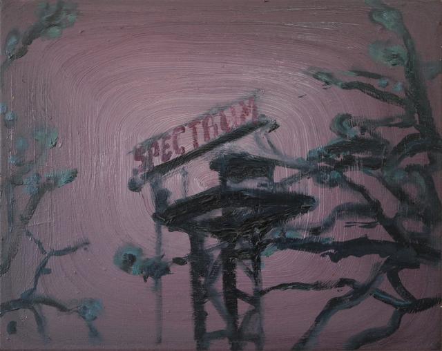 , 'Spectrum,' 2012, Boccanera