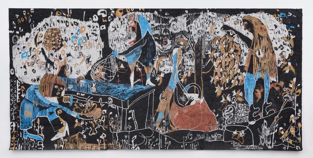 , 'Beekeeping,' 2017, Fridman Gallery
