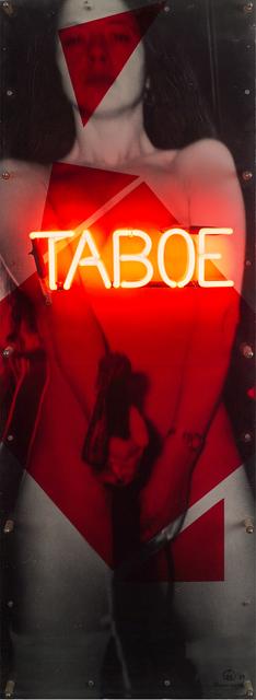 , 'TABOE,' 1983, Galerie Zwart Huis