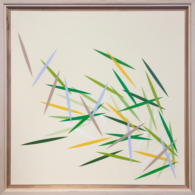 , 'Reflexive (Right),' 2018, Newzones