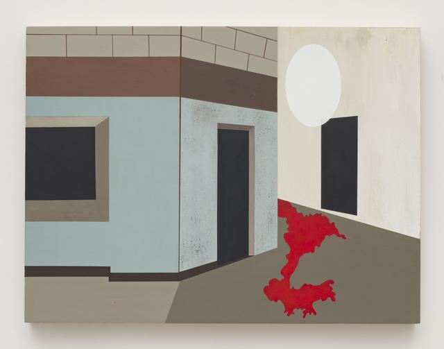 , 'Notícia de jornal (viela) / Tabloid Story (Passage),' 2017, Stephen Friedman Gallery