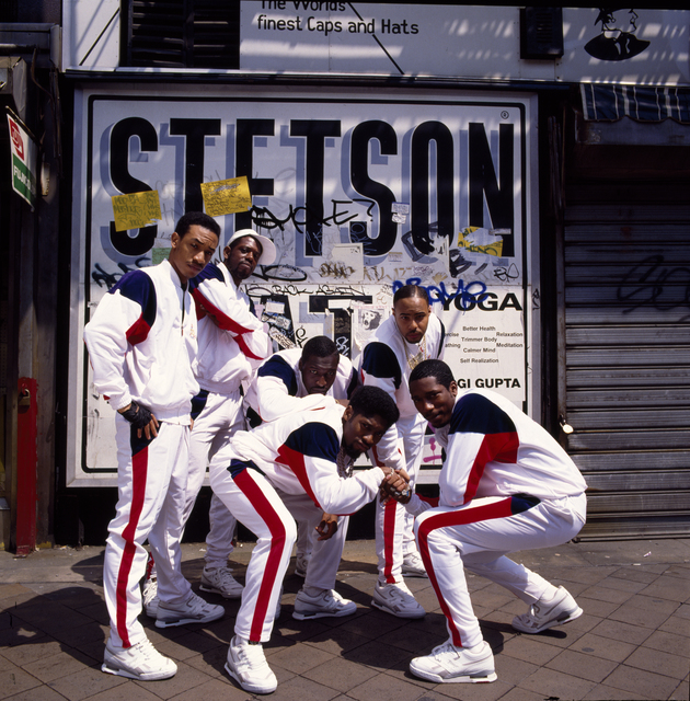, 'Stetsasonic,' 1988, Getty Images Gallery