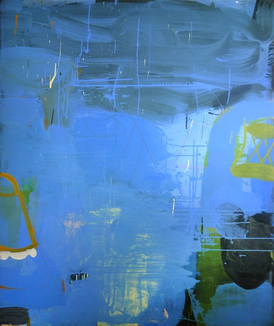 , 'Blueloosha,' , Gail Severn Gallery