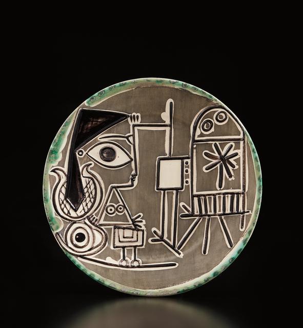 Pablo Picasso, 'Jacqueline at the Easel (Jacqueline au chevalet)', 1956, Phillips
