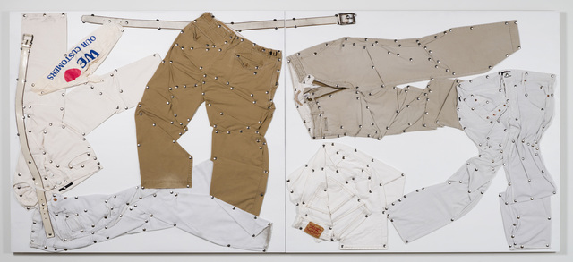 , 'Other People's Pants,' 2010, Bortolami