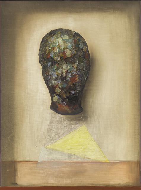 , 'Lösung der Hauptachsen,' 2013, Kadel Willborn