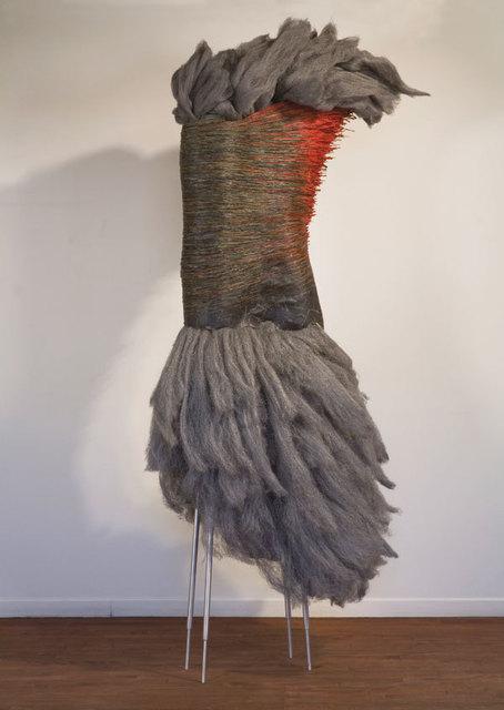 , 'Une âme grise (de Samothrace),' 2009, The Print Atelier