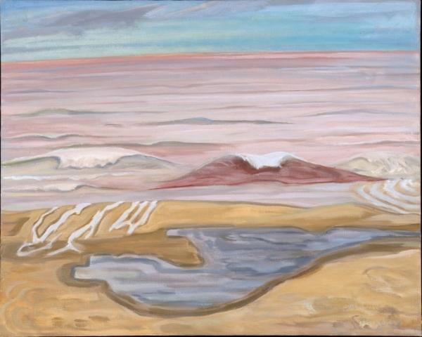 , 'Meer am Abend - Holländische Küste,' 1959, Henze & Ketterer