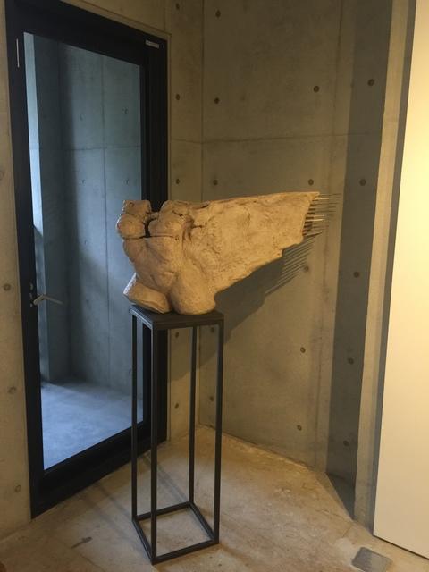 , 'Wing/ 沉重的翅膀,' 1998, Artrue Gallery
