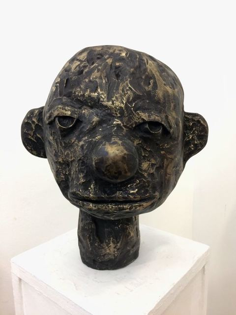 , 'Boy Head,' 2017, Mariane Ibrahim Gallery