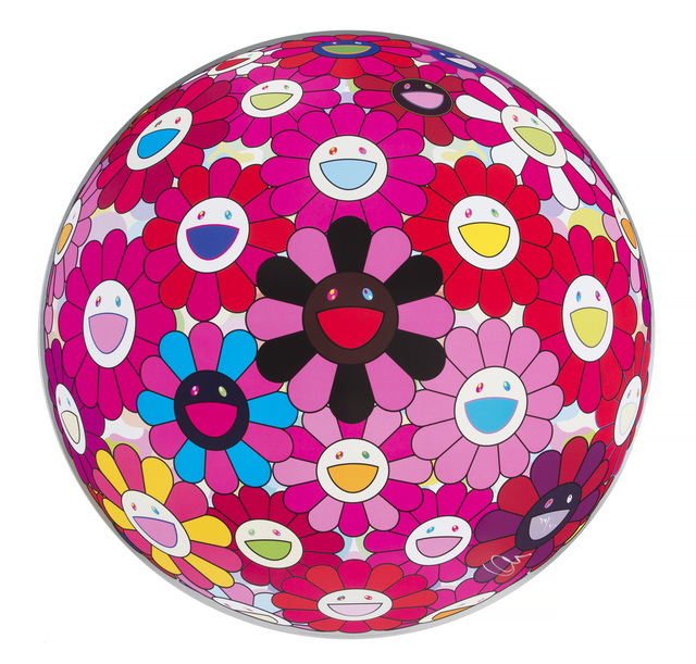 Takashi Murakami, 'There is Nothing Eternal in this World. That is Why You are Beautiful', 2014, Julien's Auctions