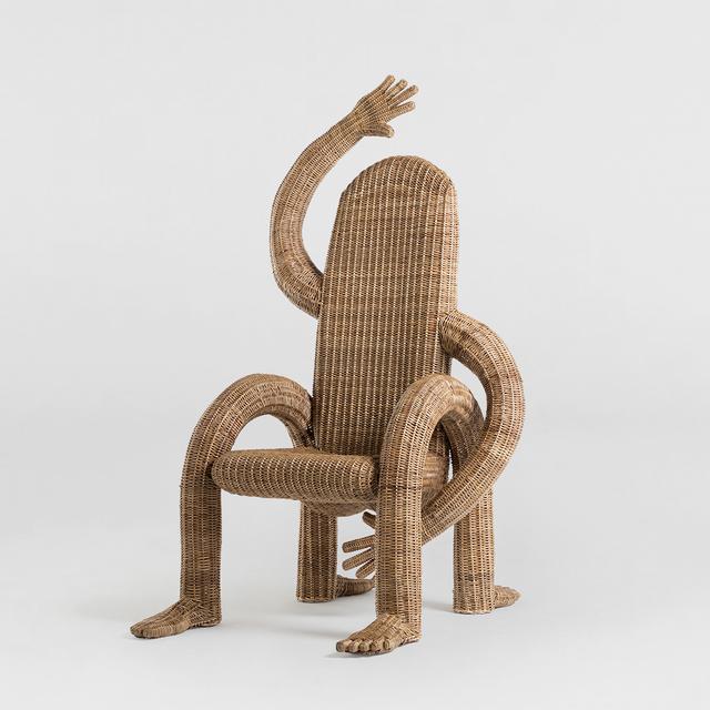 Chris Wolston, 'Nalgona Dining Chair 01', 2019, The Future Perfect