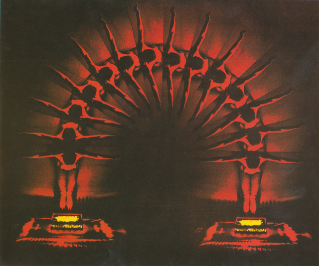 , 'Triumph Arch of Life II,' 1981, Photon Gallery