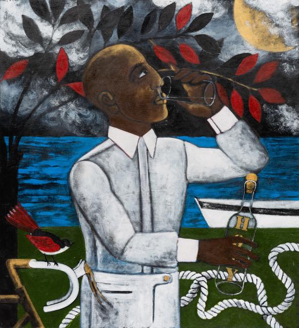 , 'Pilgrim,' 2018, Ed Cross Fine Art