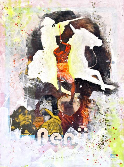 , 'Histoire sans fin / Never Ending Story, 2.18 Cowboy,' 2013, Montoro12 Contemporary Art