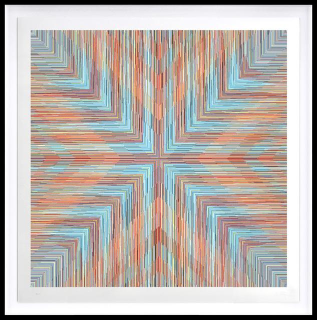 , 'Cross,' 2018, StolenSpace Gallery