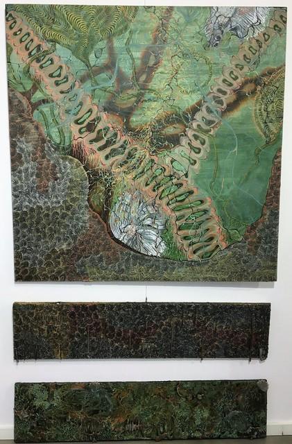 Ketevan Peradze, 'Underwater Universe 2', 2018, Galerie Makowski