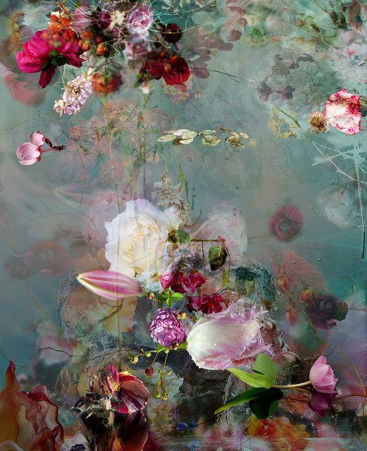 , 'Sinking #1,' 2015, Muriel Guépin Gallery