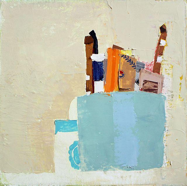 , 'Still Life with Blue Bowl,' 2016, Thomas Deans Fine Art