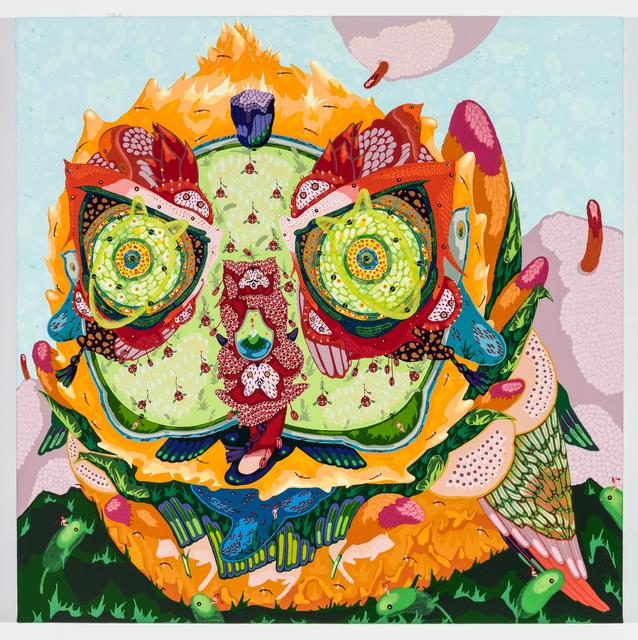 , 'Horned Melon,' 2016, Gallery Poulsen