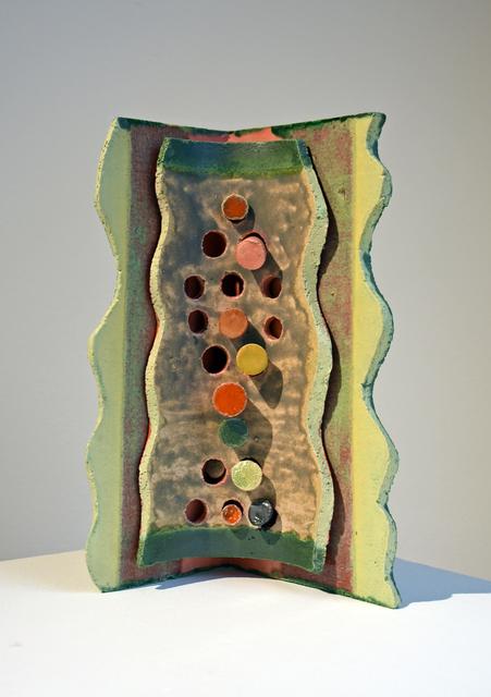 , 'Green Corner,' 2016-2018, Carter Burden Gallery
