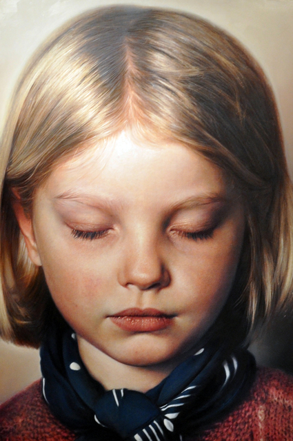 , 'Head of a Child,' 2000-2001, Modernism Inc.