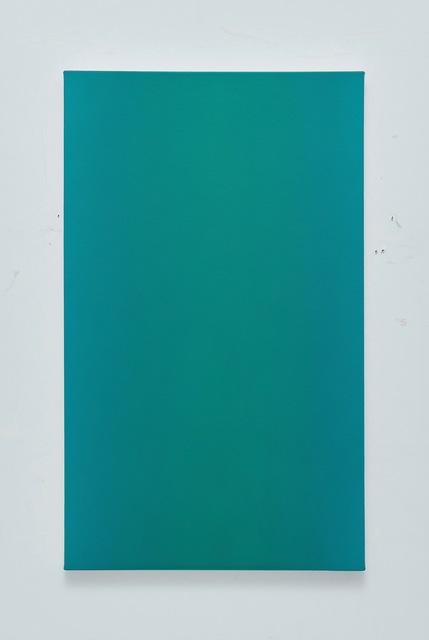 Kristen Cliburn, 'Viridessence III', 2018, Cris Worley Fine Arts