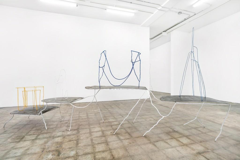 Installation Shot, Dominique Labauvie, Urban Beings