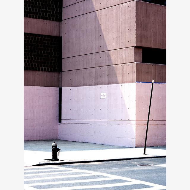 , 'New York Wall Pink,' 2012, Tappan