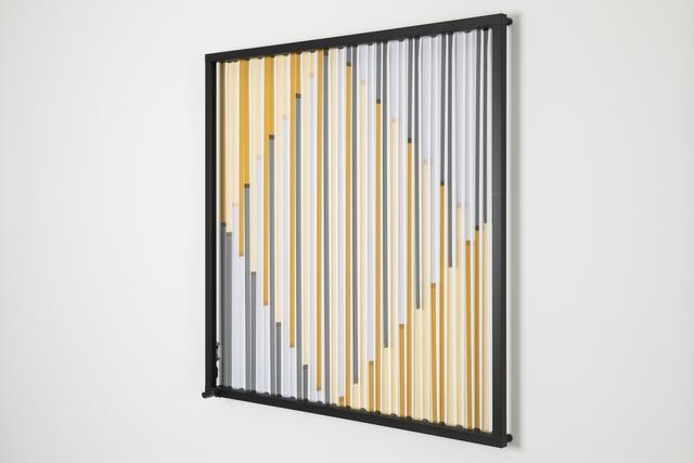 , 'color | nº 201+1EA,' 2018, Galerie Denise René