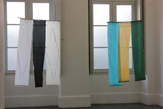 , 'Bandeiras,' 1969, Henrique Faria Fine Art