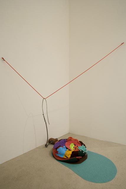 , '#302 - No titled (lago azzurro),' 1998, Galleria Raffaella Cortese