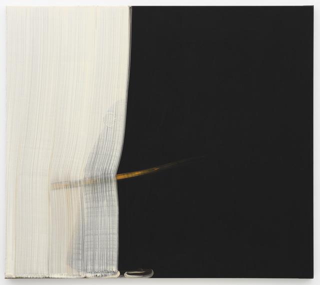 , 'Brushstrokes - Diagram,' 2018, Zeno X Gallery