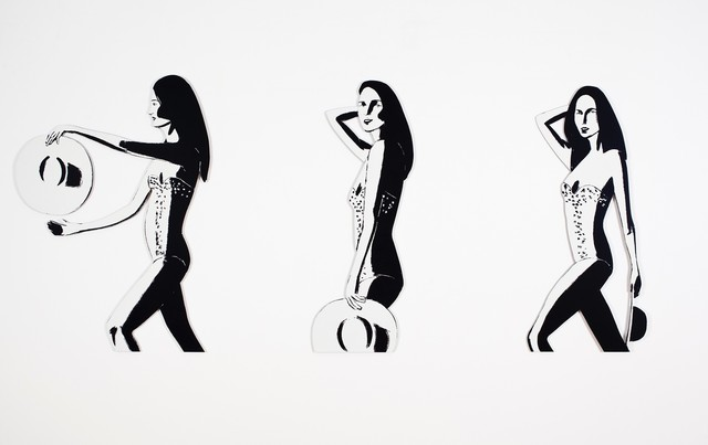 , 'Ariel (Cutout),' 2016, Meyerovich Gallery