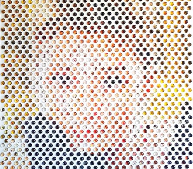 , 'Pop Icons VII (Audrey Hepburn),' 2017, BLANK SPACE