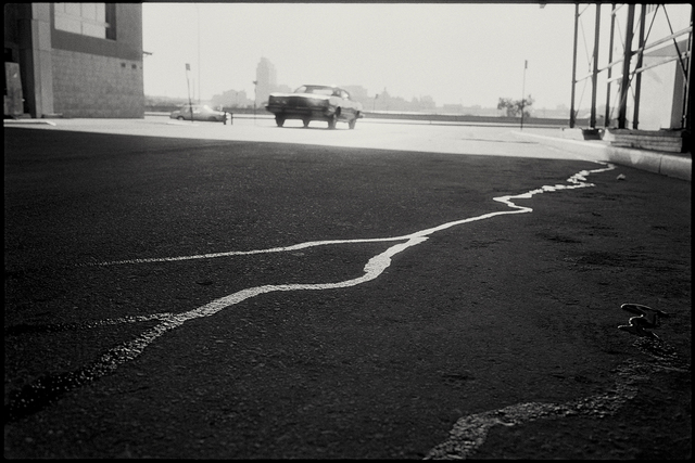 Dan Winters, 'Large Car', 1988, Fahey/Klein Gallery