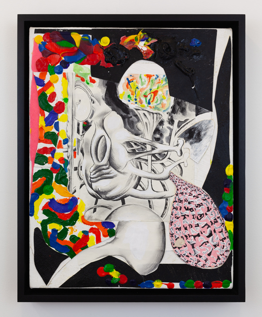 , 'Miracle Machine #12 or Chicken Body,' 2005, Shulamit Nazarian